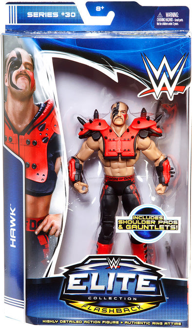 WWE Elite Series 30 - Hawk