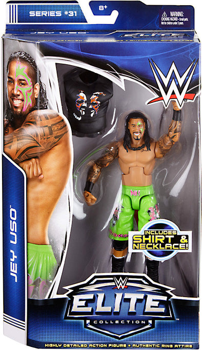 WWE Elite Series 31 - Jey Uso