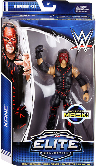 WWE Elite Series 31 - Kane
