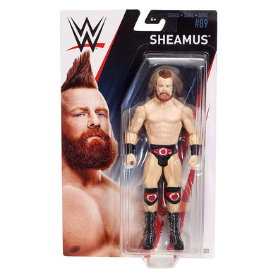 WWE Series 89 - Sheamus