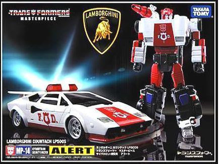 MP-14 Masterpiece Red Alert (Version 2)