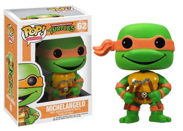 TMNT Michelangelo Pop! Vinyl Figure