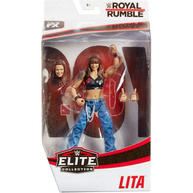 WWE Royal Rumble 2020 Elite Series - Lita