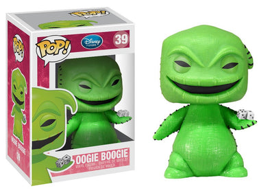 Disney Nightmare Before Christmas Oogie Boogie Pop! Vinyl Figure