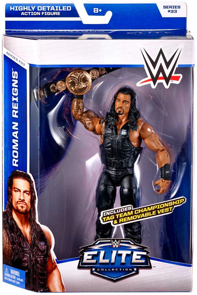 WWE Elite Series 33 - Roman Reigns