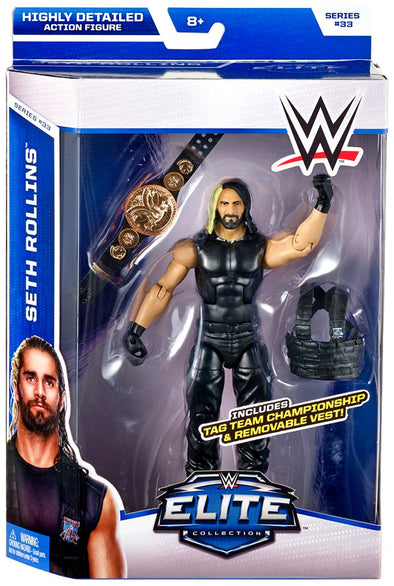 WWE Elite Series 33 - Seth Rollins