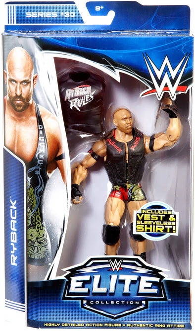 WWE Elite Series 30 - Ryback