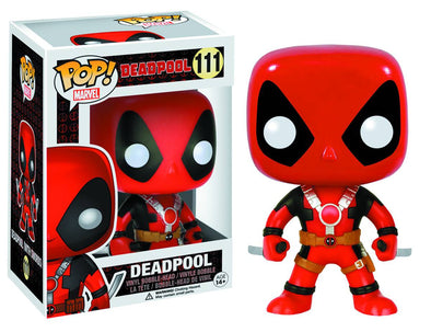 Deadpool Movie Deadpool with 2 Swords Pop! Vinyl Figure
