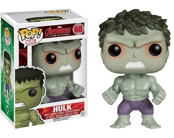 Marvel Avengers 2 Savage Hulk Exclusive Pop! Vinyl Figure