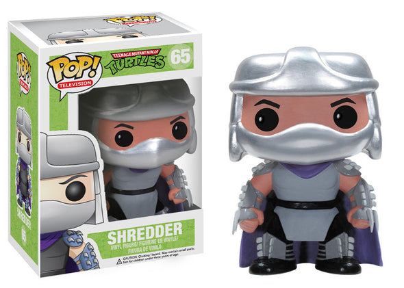 TMNT Shredder Pop! Vinyl Figure