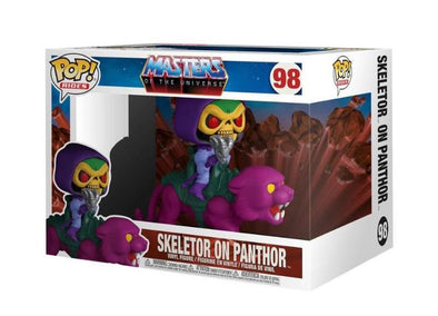 Masters of the Universe - Skeletor on Panthor Pop! Rides Figure