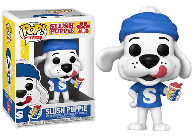POP Ad Icons - Icee Slush Puppy Pop! Vinyl Figure