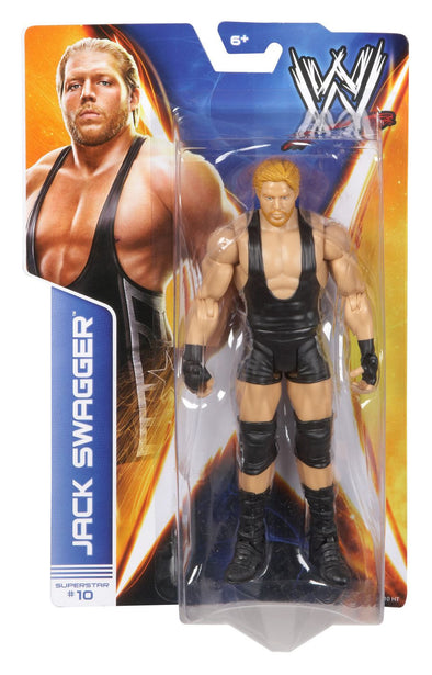 WWE Series 36 - Jack Swagger