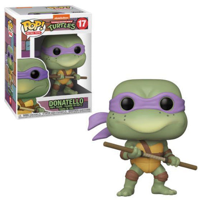 Retro Toys -TMNT Donatello Pop! Vinyl Figure