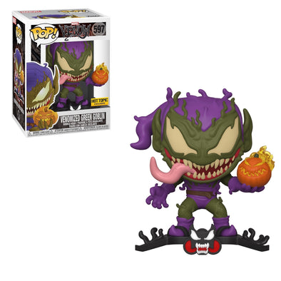 Marvel Venom - Venomized Green Goblin Exclusive Pop! Vinyl Figure