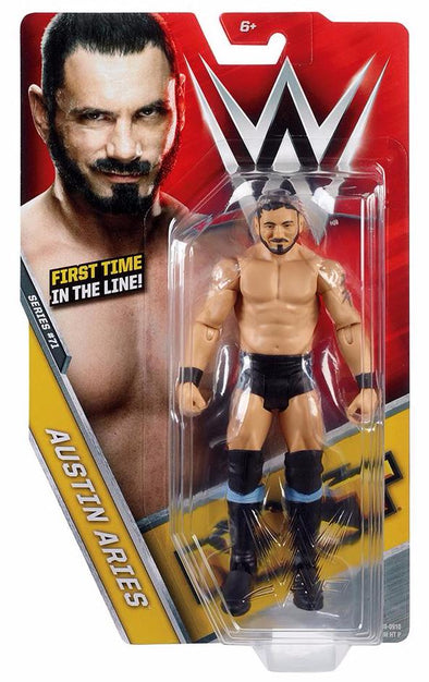 WWE Series 71 - Austin Aries