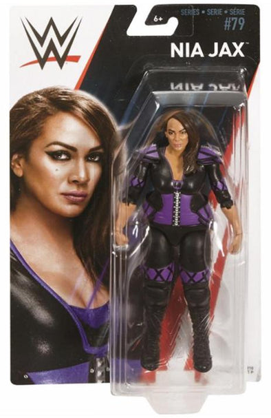 WWE Series 79 - Nia Jax