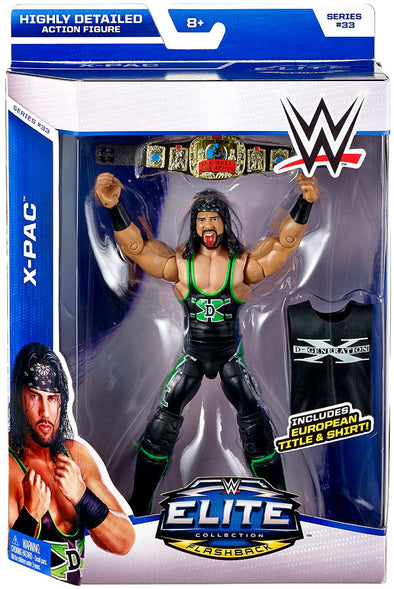WWE Elite Series 33 - X-Pac