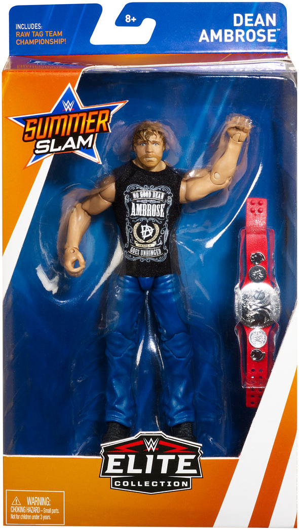 WWE - Elite Summerslam 2018 Series - Dean Ambrose