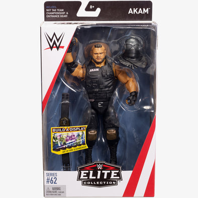 WWE Elite Series 62 - Akam