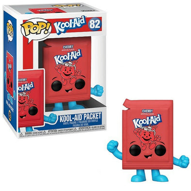 POP Foodies - Kool-Aid Packet Pop! Vinyl Figure