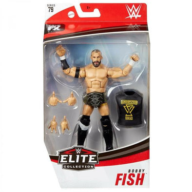 WWE Elite Series 80 - Bobby Fish (Chase)