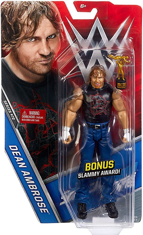 WWE Series 72 - Dean Ambrose with Slammy