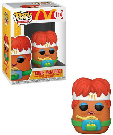 POP Ad Icons - McDonald's Tennis McNugget Pop! Vinyl Figure
