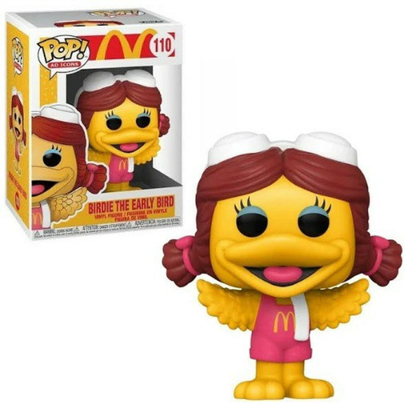 POP Ad Icons - McDonald's Birdie Pop! Vinyl Figure