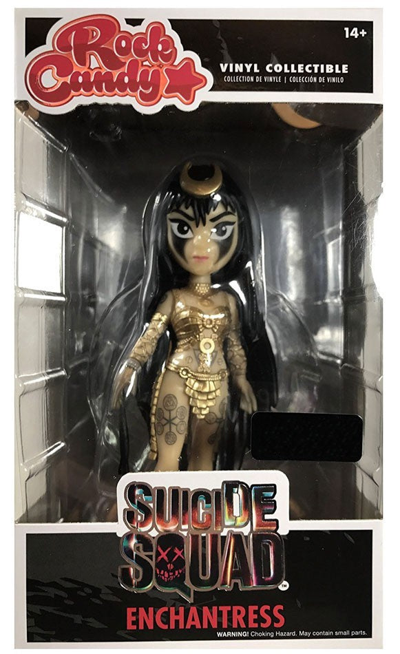 Suicide Squad - Enchantress Exclusive Rock Candy Figure