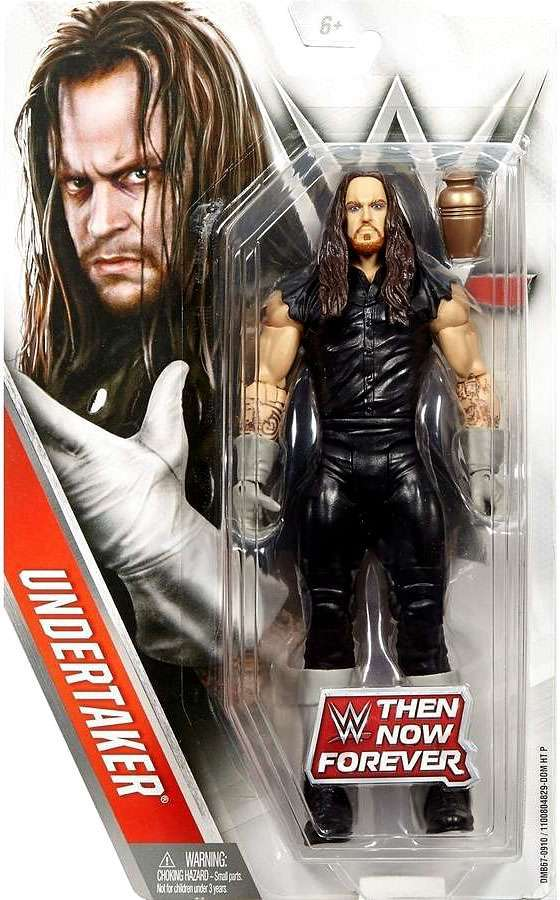 WWE Then Now Forever Series - Undertaker