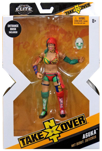 WWE NXT Elite Series 2 - Asuka