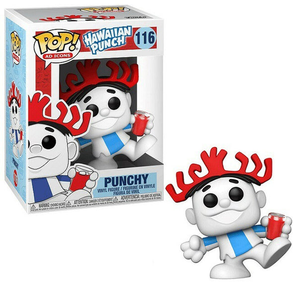 POP Ad Icons - Hawaiian Punch Punchy Pop! Vinyl Figure
