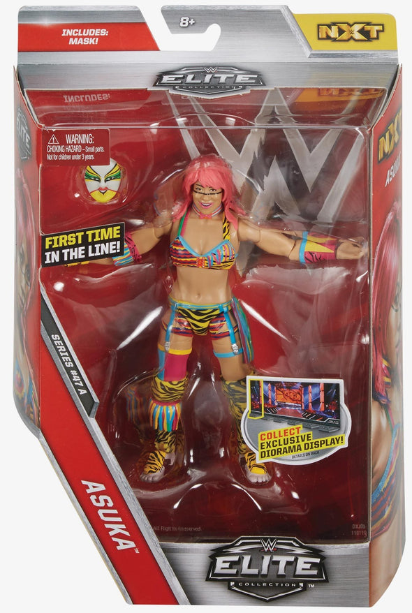 WWE Elite Series 47A - Asuka