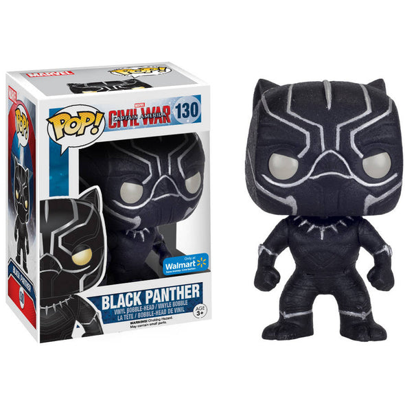 Marvel Civil War Black Panther (Onyx) Pop! Vinyl Figure
