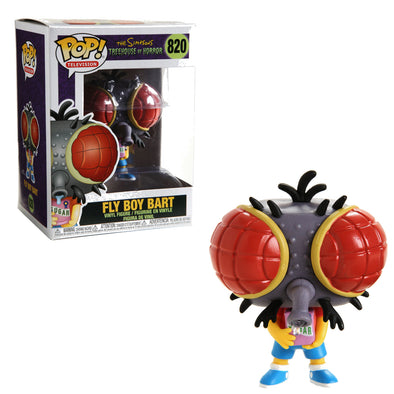 The Simpsons - Treehouse of Horrors Fly Boy Bart Pop! Vinyl Figure