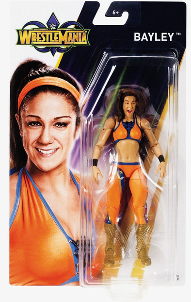 WWE Wrestlemania 34 Series - Bayley