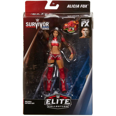 WWE Survivor Series 2019 Elite Series - Alicia Fox