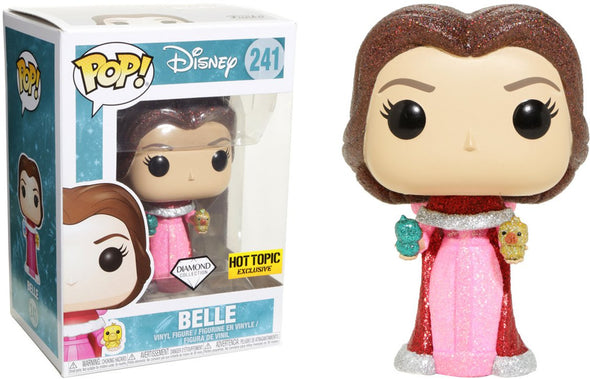 Disney - Belle (Diamond Collection) Exclusive Pop! Vinyl Figure