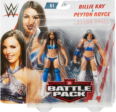 WWE Battle Pack Series 61 - Billie Kay & Peyton Royce