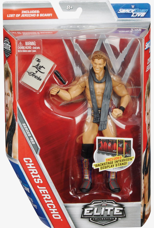 WWE Elite Series 53 - Chris Jericho