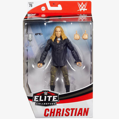WWE Elite Series 76 - Christian (Black Shirt Chase)