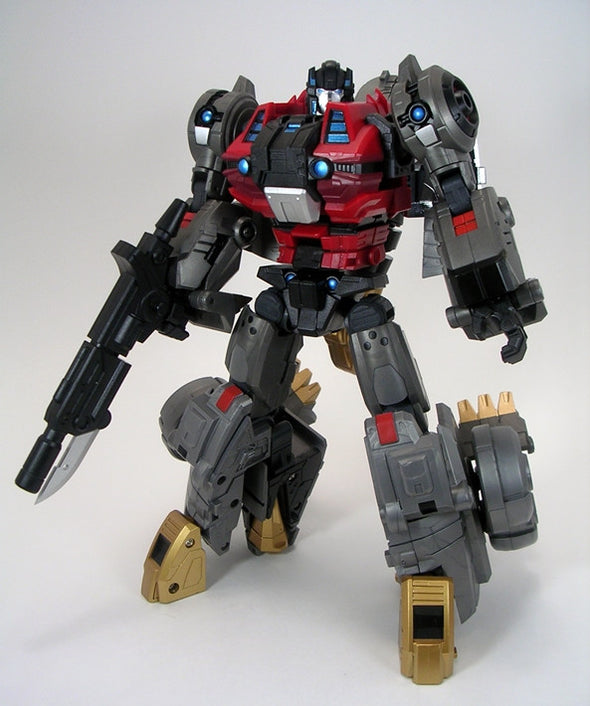 Fansproject - LER-01 Columpio and Drepan