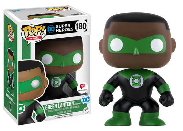 DC Universe Green Lantern (John Stewart) Exclusive Pop! Vinyl Figure