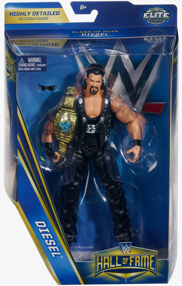 WWE Hall of Fame Elite Series - Diesel