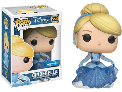 Disney - Glitter Princess Cinderella Exclusive Pop! Vinyl Figure