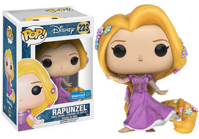 Disney - Glitter Princess Rapunzel Exclusive Pop! Vinyl Figure