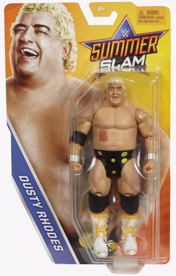WWE Summerslam Series - Dusty Rhodes 1990