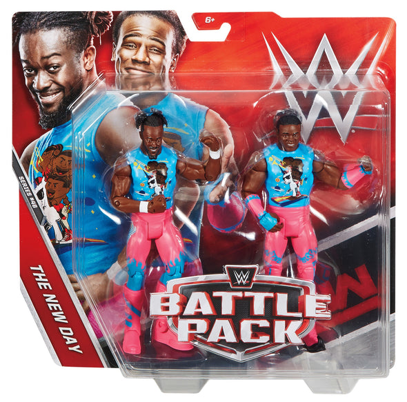 WWE Battle Pack Series 46 - The New Day