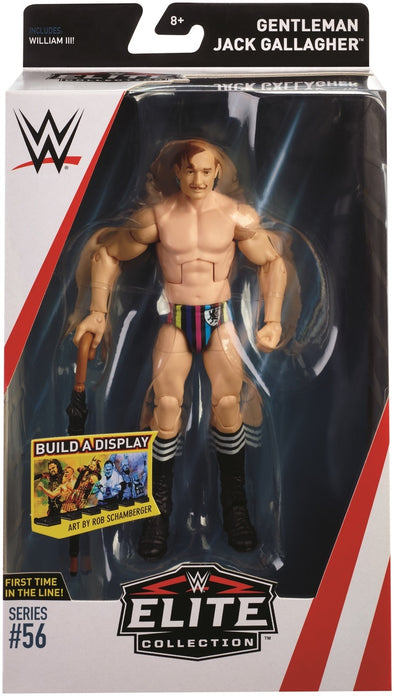 WWE Elite Series 56 - Gentleman Jack Gallagher